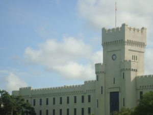 A visit to the Citadel is one of the best free things to do in Charleston, South Carolina