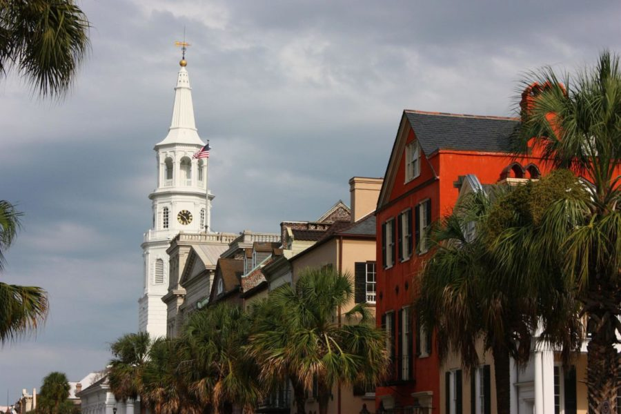 One of the best things to do in Charleston SC is to walk along Broad Street